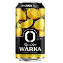 Picture of Beer Warka Radler Zero c Ciemna 0% Alc. 0.5L (Case=24)
