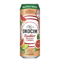 Picture of Beer Okocim Radler Grapefruit Can 2% Alc. 0.5L (Case=24)